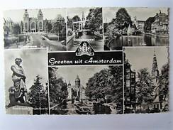 NEDERLAND - NOORD-HOLLAND - AMSTERDAM - Views - Amsterdam