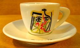 TASSE ET SOUS TASSE PICASSO - Cups