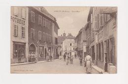 Soultz  -- Grand Rue - Soultz