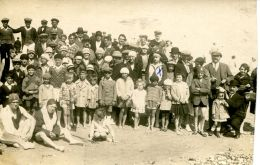 N°56989 -carte Photo Cayeux Sur Mer Août 1927 - Cayeux Sur Mer