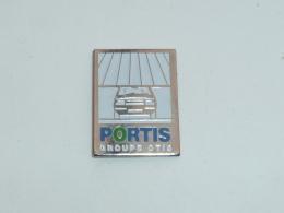 Pin's PORTE PORTIS, GROUPE OTIS - Andere