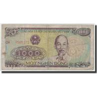 Viet Nam, 1000 Dông, 1988, KM:106b, B+ - Vietnam