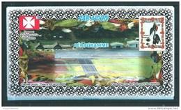 Aérogrammes  De Wallis Et Futuna  De 2003  N°2 Entier  Neuf - Aerogramas