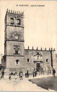 ESPAGNE  -- BADAJOZ --  Iglesia Catedral - Badajoz
