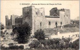 ESPAGNE  -- BADAJOZ --  Ruinas Del Palacio - Badajoz