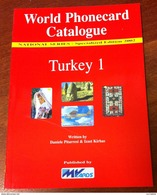 TELECARTE PHONECARD CATALOGUE TURKEY TURQUIE 1 DE 2002 EN BON ÉTAT 32 PAGES - Télécartes