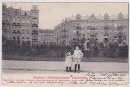 Amsterdam Frederik Hendrikplantsoen # 1906    1090 - Amsterdam