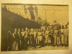 Armée Serbe Débarquant à Salonique - Grèce