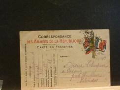73/349  CP  MILITAIRE  1915 - 1877-1920: Semi Modern Period