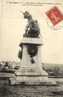 B 999 - Thouars (79)  Monument à La Mémoire Des Enfants Du Canton Morts Pour La Patrie En 1870 - Thouars