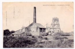 44 - MOUZEIL : MINES DE CHARBON. - France