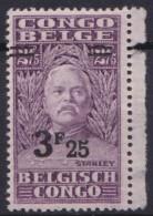 Congo      .    Yvert   .   167       .     **  .   Postfris   .   /   .  MNH - Belgisch-Kongo