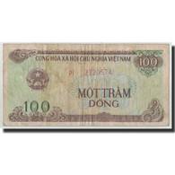 Viet Nam, 100 Dông, 1991, KM:105b, B+ - Vietnam