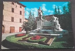 IESI - MONUMENTO A PERGOLESI - 16973 - VIAGGIATA 1965 - (948) - Altre Città