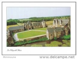La Chapelle Glain, Château - Moisdon La Riviere