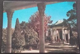IRAN - SHIRAZ - HAFEZ'S TNMB - VIAGGIATA 1980 - (970) - Iran