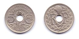 France 5 Centimes 1939 - C. 5 Centimes