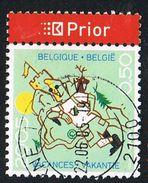 2005 - BELGIO / BELGIUM - LE VACANZE / THE HOLIDAYS. USATO / USED - Belgium