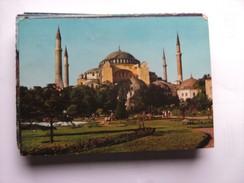 Turkije Turkey Istanbul Museum Santa Sophia - Turkije