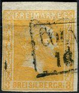 Preußen Michel 12 Gestempelt, Vermutlich R2 CÖLN 16 .. (2-53) - Preussen