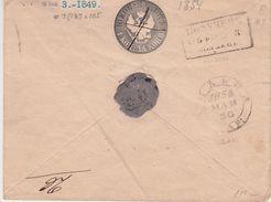 Russia Postal History . Vilno - 1857-1916 Imperium