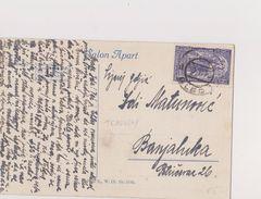V26  >  SLOVENIA  --  VERIGARI, CHAINBREAKERS  --   STEMPEL BLED    PC  _.  TICHOVSKY Pinx.  -- 1920 - Slowenien