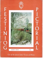 RB 1170 -  30 Pages & Photographs Booklet - Festiniog Railway - Wales - Books, Magazines, Comics
