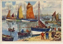 CP D'Art  Le Port  Edit Gaby SHIP - Bateaux