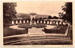 91 Vallée De Chevreuse - ORSAY - Le Monument Aux Morts   (Recto/Verso) - Orsay