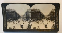 Photo Stéréoscopique STEREO Stereoview  PARIS - Stereo-Photographie