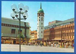 Deutschland; Darmstadt; Am Weissen Turm - Darmstadt
