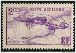 France PA (1934) N 7 * (charniere) - Poste Aérienne