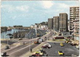 Boulogne-sur-Mer: CITROËN DS, 2CV, TUBE HY, AUSTIN A40, FORD ZEPHYR, RENAULT FRÉGATE, 4CV & JUVA BREAK - Le Port, Quai - PKW