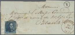 Br/GA Belgien: 1850/1975 (ca.), Accumulation With About 155 Covers And Postal Stationeries With Several Be - Unclassified
