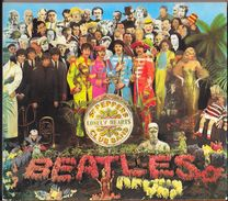 """The BEATLES- """" Sgt.Pepper's Lonely Hearts Club Band""""-EMI 1987-TBE - Disco, Pop"""