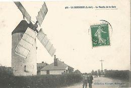 LA BERNERIE Le Moulin De La Gare - La Bernerie-en-Retz