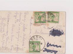 V41  >  SLOVENIA  --  VERIGARI, CHAINBREAKERS  --     PC  _.  K. MULLER  Pinx.  _  AMBASSADE D ARABIE   -- 1920 - Slowenien