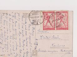 V42  >  SLOVENIA  --  VERIGARI, CHAINBREAKERS  --     PC  _.  F. KOCK  Pinx.   -- 1920 - Slovenia