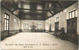 BILZEN - BILSEN - Pensionnat Des Dames Chanoinesses Du St Sépulcre - Salle De Jeux - Oblitération De 1926 - Bilzen