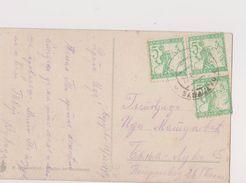 V44  >  SLOVENIA  --  VERIGARI, CHAINBREAKERS  --    POSTCARD  _.  M. HEYDENBL  Pinx.   --   1919 - Slowenien
