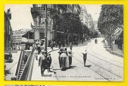 ALGER Rue Dumont D'Urville (Collection Idéale PS) Algérie - Alger