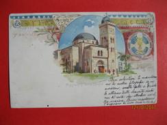 TORINO - ARTE SACRA, MISSIONI DI TERRA SANTA, VIAGGIATA 1902 - Churches