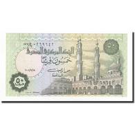 Égypte, 50 Piastres, 2001-11-10, KM:62e, NEUF - Egypte