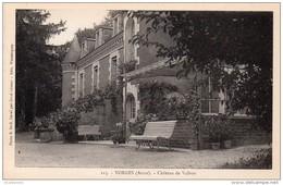VORGES - Château De Valbon - Frankrijk