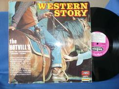 THE HOTVILL'S 33t VINYLE WESTERN STORY - Soundtracks, Film Music