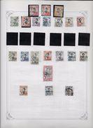 Indochine - Collection Vendue Page Par Page - Timbres Neufs */ Oblitérés- Qualité B/TB - Ohne Zuordnung