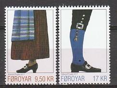 (D1042) Faeroër Costumes Nationaux II 2017 - Féroé (Iles)
