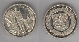 MEDAILLE - HISTOIRE BELGE - 21. 7. 1831 (ARGENT) - SUP - Belgique