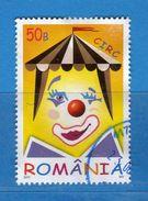 Romania - ° 2011 - CIRCUS. Used.    Vedi Descrizione - 1948-.... Repubbliche
