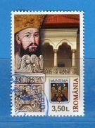 Romania - ° 2016 - ONTDEK. Used.    Vedi Descrizione - 1948-.... Repubbliche